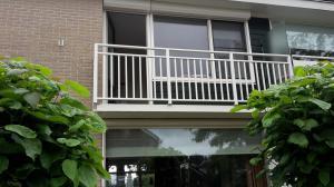 Mooi balkon hekwerk